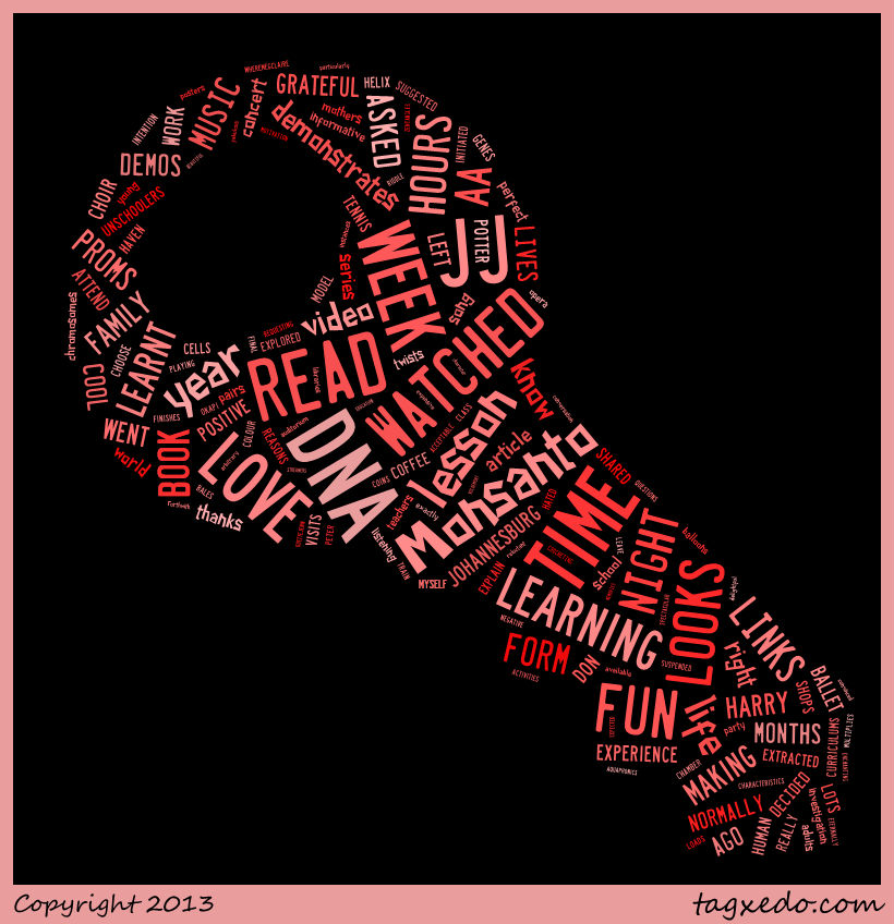 Week21 Cloud Tagxedo